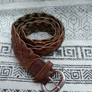 AEO American Eagle Outfitters leather belt